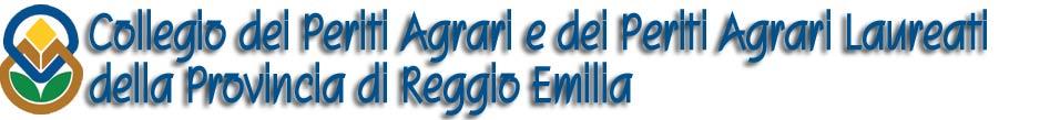 Collegio Periti Agrari Reggio Emilia